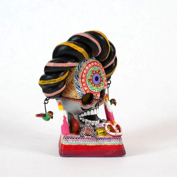 Artesanía de Frida Kahlo ofrenda mini