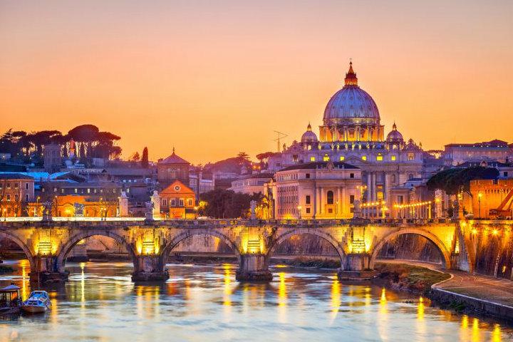 Ciudad de Roma Italia. Foto Turismo.org