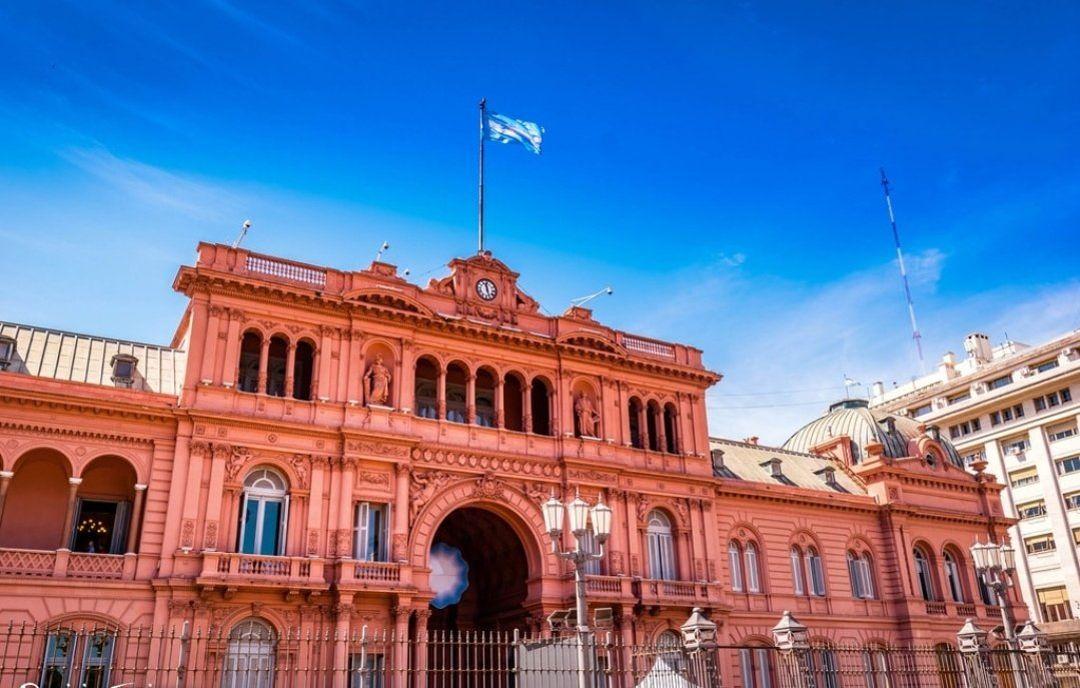 Paquete a Argentina-Casa Rosada