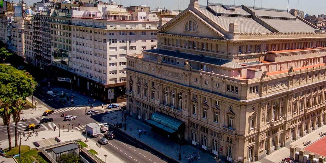 Paquete a Argentina Teatro Colón