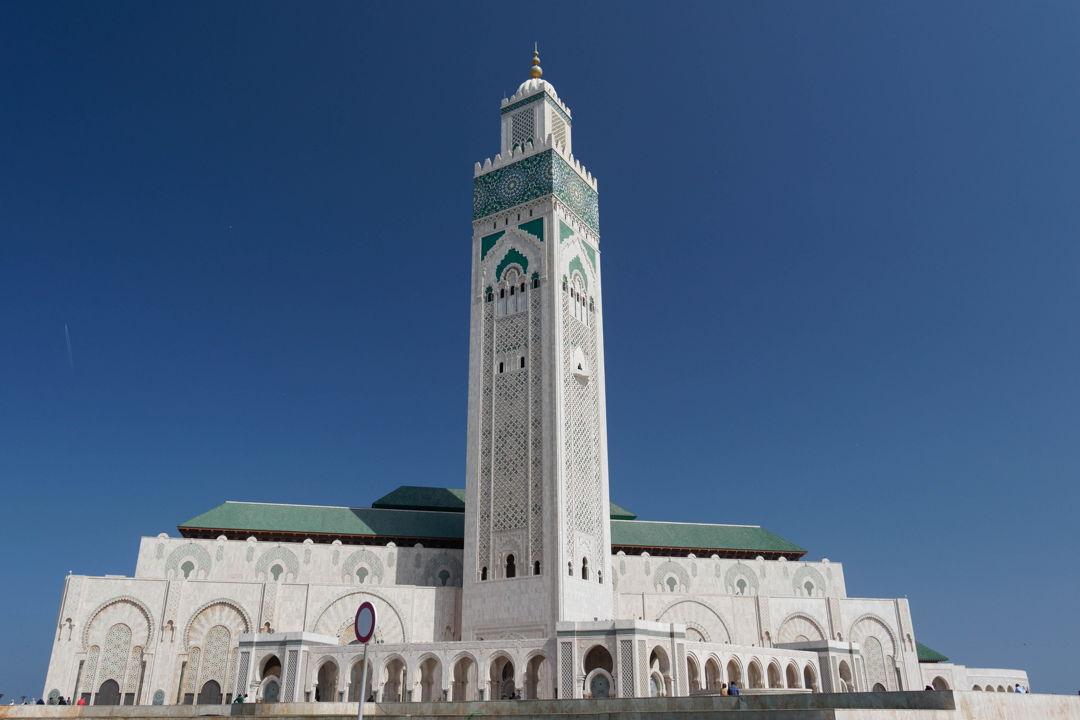 Paquete a Casablanca