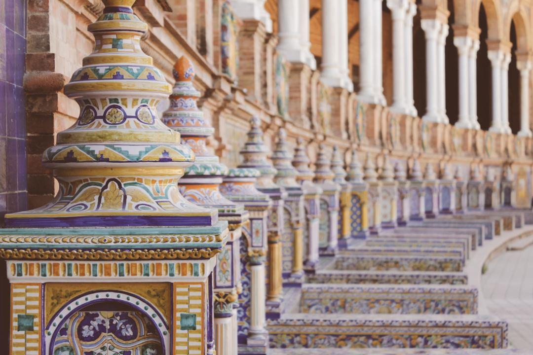 Paquete a España Sevilla