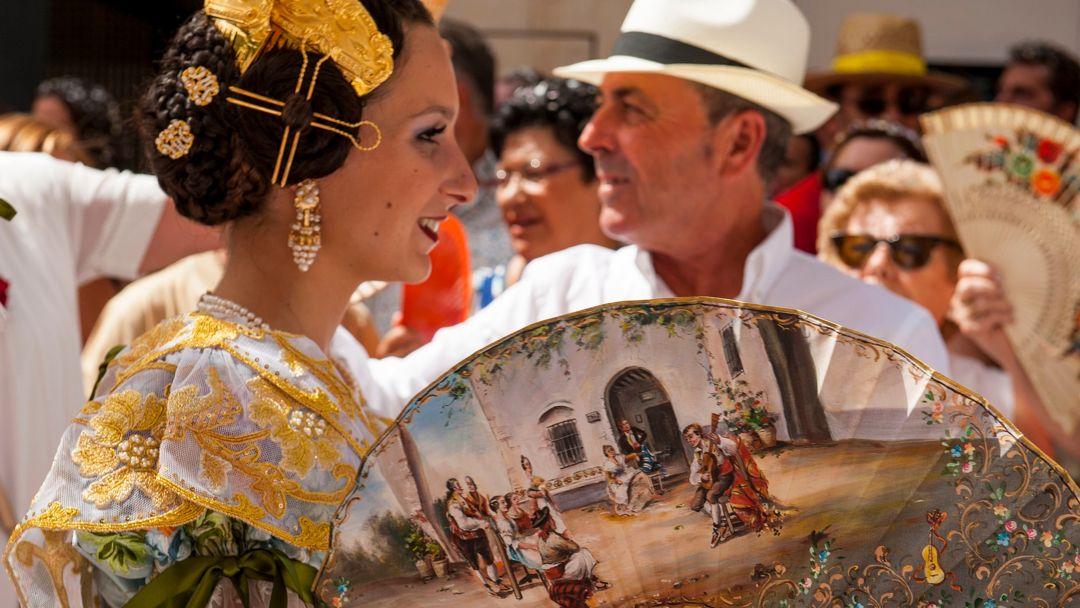 Paquete a España semana santa