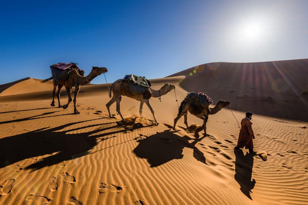 Paquete a Marruecos desierto