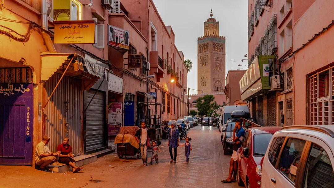 Paquete a Marruecos