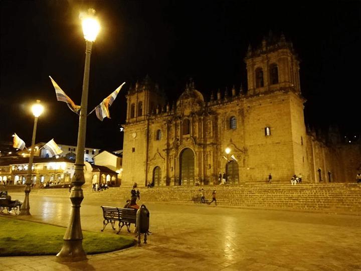 Paquete a Perú