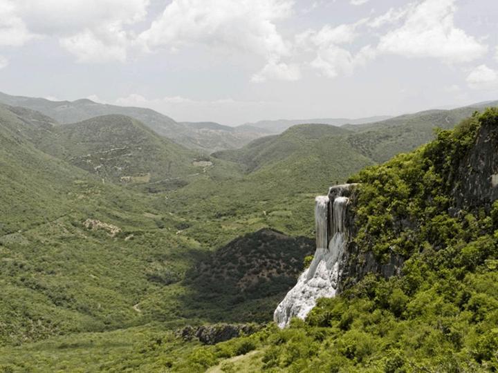 Ruta de los Alebrijes y a hierve el agua