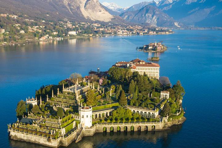Lago Maggiore Italia. Foto Viajes National Geographic