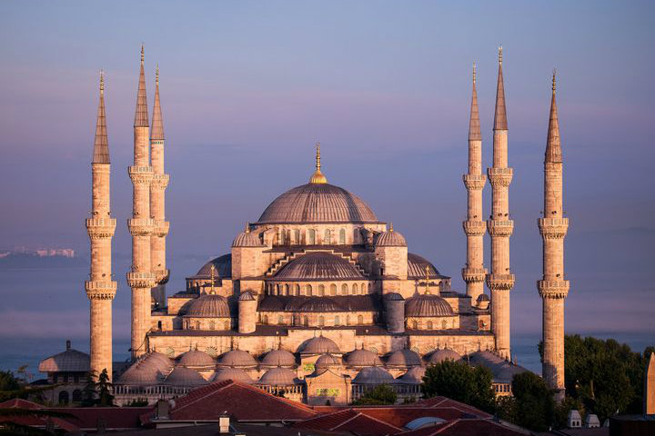 Sultan Ahmed Mosque Estambul Turquía. Foto National Geographic