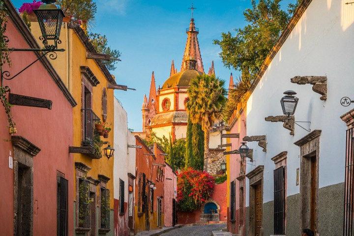 San Miguel de Allende Foto National Geographic