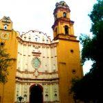 Ex Convento de San Juan Bautista. Foto Gustavo Miranda