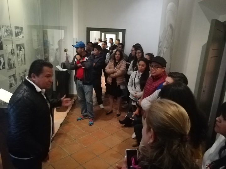 Viaje de Solteros/Recorrido Museo de José Alfredo Jimenéz Foto: Rehiletes.com