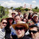 Viaje de Solteros/recorrido por campo de Lavanda Foto: Rehiletes.com