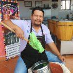 Helados tradicionales de México