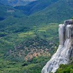 Cascadas petrificadas de Hierve el Agua, Oaxaca