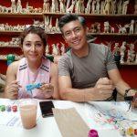 Taller Alebrijes en Oaxaca
