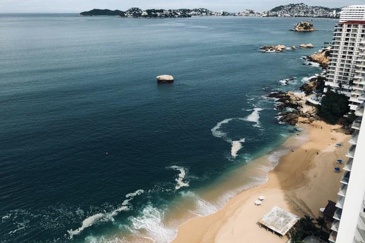 Playas de guerrero. Foto: Andrés Montes De Oca