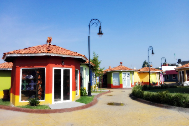 Metepec pueblo mágico. Foto: vanderbeer