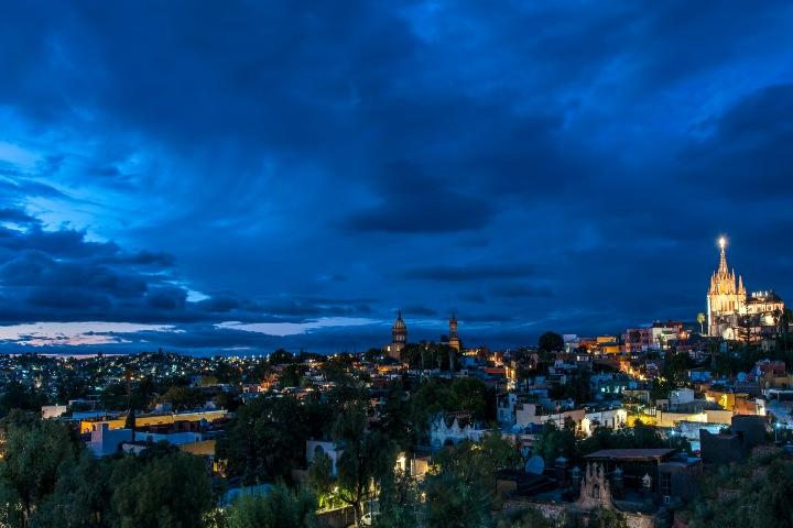 San Miguel de Allende. Foto: Al Case