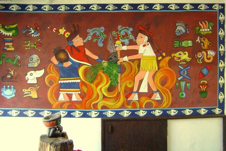 Temazcal. Foto: Aztek_max