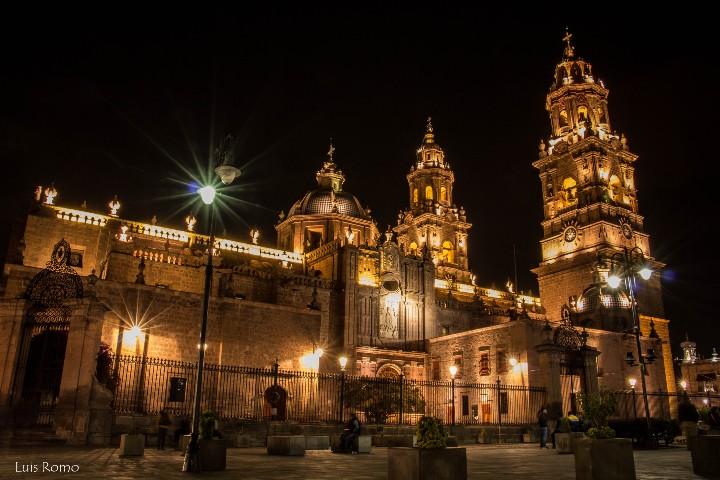 Catedral de Morelia. Foto: Luis Romo Herrera