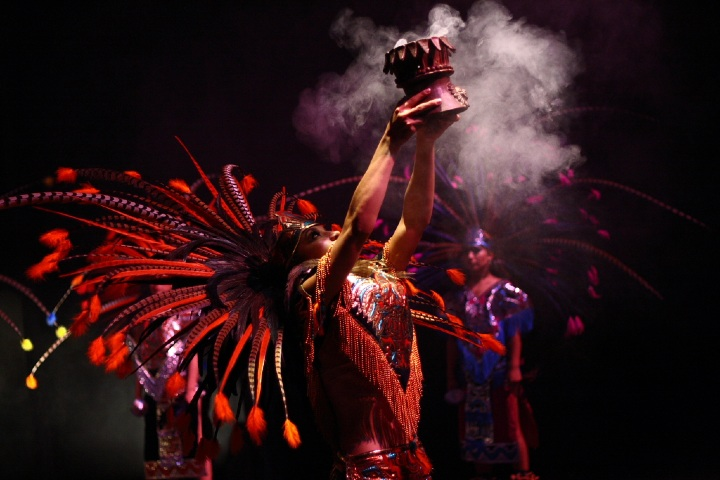 Ritual. Foto: Esparta Palma