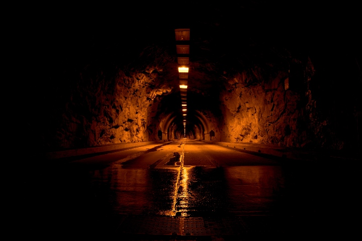 Tuneles. Foto: Casey Horner